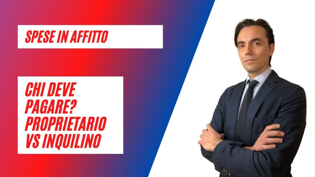 spese in affitto
